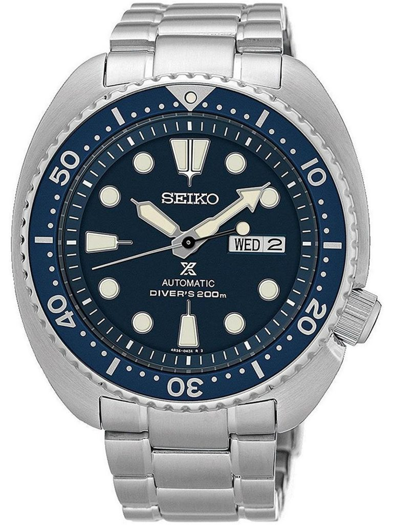 Seiko Sumo vs Turtle