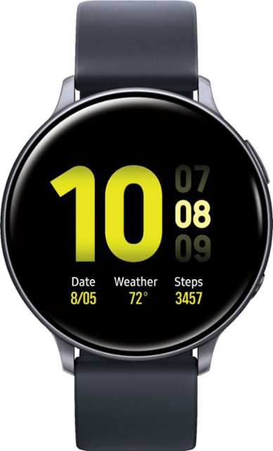 how does a smartwatch work